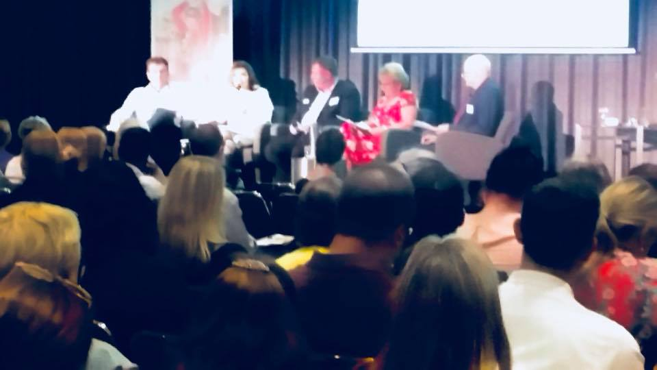 Valued Lives on the panel at Perth's NDIS National Provider Forum