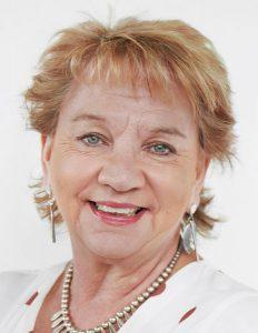 Image description: Portrait of Valued Lives Foundation CEO Bronia Holyoak